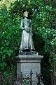 RO IF Cernica monastery Maria Roomanoff monument 1.jpg