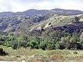 RR Tracks, San Timoteo Canyon, Redlands, CA 2-2012 (6882302101).jpg
