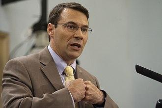 John Nagl - John Nagl speaks at the Miller Center of Public Affairs, October 7, 2011