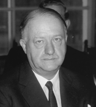 Post-war consensus - Rab Butler
