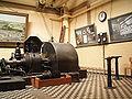 Radevormwald Dahlerau - Wülfingmuseum - Dampfturbine 06 ies.jpg