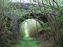Railway Bridge over Notgrove Railway Cutting - geograph.org.uk - 172477.jpg