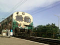 Rajahmundry-VSKP MEMU at Marripalem 01.jpg