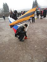 Rally against cession of St Isaac Cathedral to The Russian Orthodox Church (St. Petersburg, 2017-01-28) 27.jpg