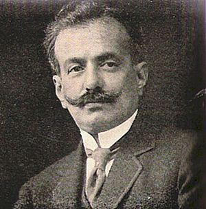 Ramón J. Cárcano - Image: Ramón José Cárcano