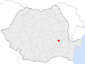 Ramnicu Sarat in Romania.png