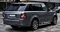 Range Rover Sport SDV6 HSE Styling-Kit (Facelift) – Heckansicht, 29. Mai 2014, Düsseldorf.jpg