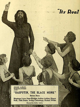 Montagu Love - Rasputin, the Black Monk (1917)