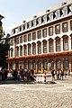 Rathaus (Kornmarkt facade) - Heidelberg - Germany 2017.jpg