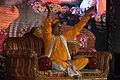 Ravi Shankar Sharma - Morning Prayers - Rawatpura Sarkar Ashram - Chitrakoot - Satna 2014-07-06 7004.JPG