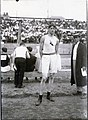 Ray Ewry of the New York Athletic Club, winner of the standing broad jump, standing high jump, and three standing jump events at the 1904 Olympics.jpg
