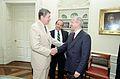 Reagan's meeting with Oleg Gordievsky in the Oval Office (05).jpg