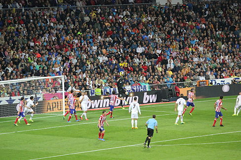 Real Madrid vs. Atlético Madrid September 28, 2013 07.JPG