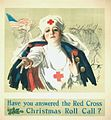 Red Cross Woman poster by Harrison Fisher, 1917.jpg