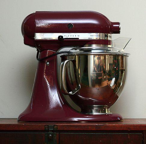Kitchen Aid Artisan Stand Mixer Aqua