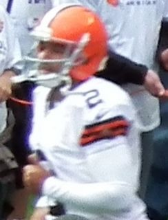 Reggie Hodges American football punter