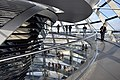 Reichstag Dome designed by the architect Norman Foster, Berlin (Ank Kumar) 07.jpg
