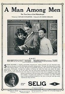 <i>A Man Among Men</i> 1912 film by Hardee Kirkland