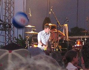 Relient K - Relient K performing in 2005