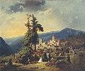 Religious festival in Manglisi. K. Filippov, c. 1871.jpg