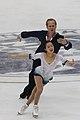 Rena Inoue and John Baldwin at 2009 NHK Trophy.jpg