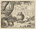 Renard Convinces the Rabbit to Enter His Burrow and Kills Him from Hendrick van Alcmar's Renard The Fox MET DP837723.jpg