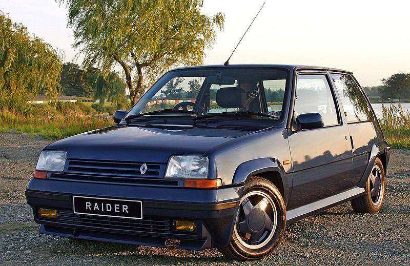 [Image: 800px-Renault_5_GT_Turbo_Raider.jpg]