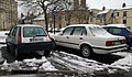 Renault Super 5 & BMW 316i (33301585958).jpg