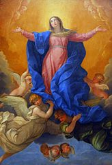 The Assumption of Virgin Mary
