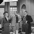 Repetitie televisiestuk Principes. Ida Wasserman , Joris Diels en Bob de Lange, Bestanddeelnr 913-0636.jpg