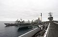 Replenishment at sea DVIDS176749.jpg