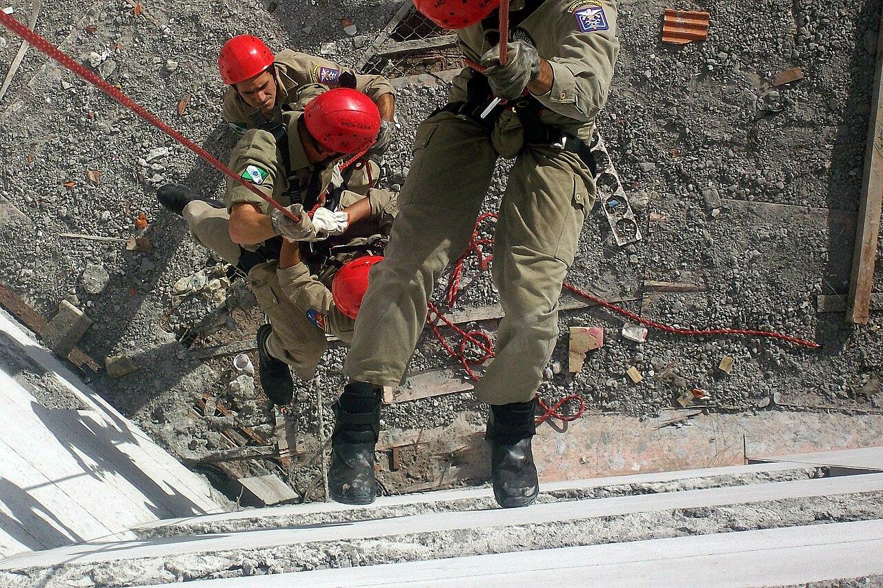 Foto: Jônatas B. Theodoro/Corpo de Bombeiros da Polícia Militar do Paraná. (Creative Commons)