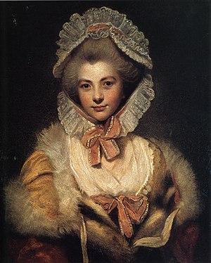 Lavinia Spencer, Countess Spencer - Lavinia, Countess Spencer by Joshua Reynolds