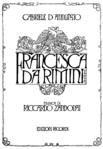Riccardo Zandonai - Francesca da Rimini - cover of the libretto - Milan 1914.png