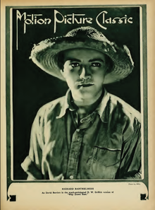 Richard Barthelmess Way Down East Motion Picture Classic 1920.png
