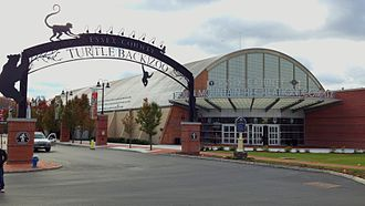 Richard J. Codey Arena - Image: Richard J. Codey Arena