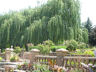 Brigham Young University–Idaho - Thomas E. Ricks Memorial Gardens