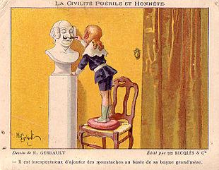 Illustrazione di Henry Gerbault (1863-1930)