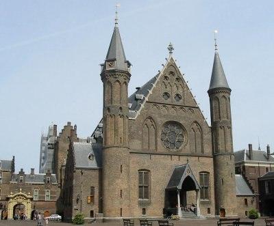 Ridderzaal Den Haag juni 2003