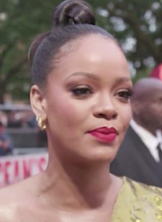 Rihanna videography Wikimedia list article