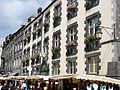 Riom - Hôtel de ville - Façade sur rue.JPG