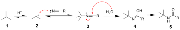 Ritter Reaction Mechanism.png
