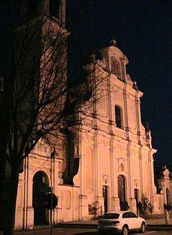 Rivarolo del Re - Chiesa Parrocchiale di San Zeno.JPG