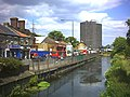 River Wandle at Merton High Street (A238) - geograph.org.uk - 18804.jpg