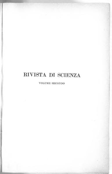 File:Rivista di Scienza - Vol. II.djvu