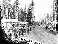 Road construction camp and crew near Montesano, Washington, ca 1907 (INDOCC 61).jpg