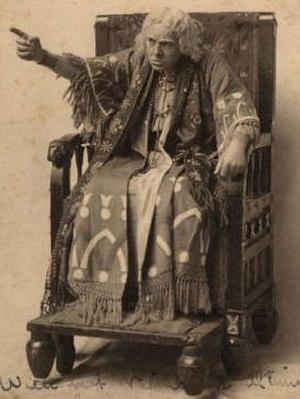 Robert McWade - McWade as Simonides in a 1905 production of Ben Hur