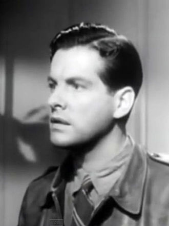 Robert Cummings - Robert Cummings in Saboteur, 1942