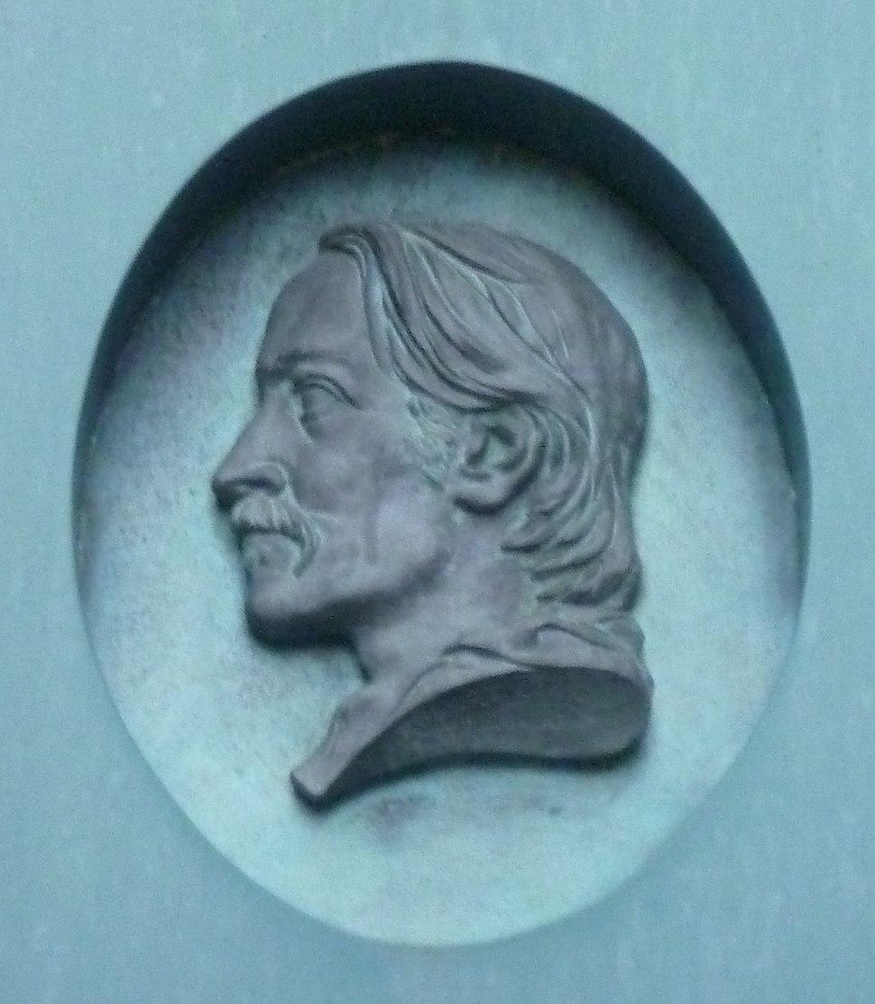 Robert Louis Stevenson head