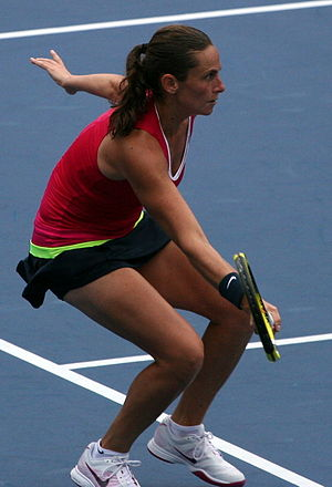 Roberta Vinci - Vinci at the 2012 US Open